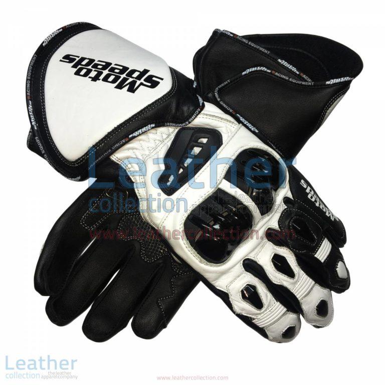 Alex Rins MotoGP 2017 Leather Gloves | Alex Rins,Alex Rins MotoGP 2017 Leather Gloves