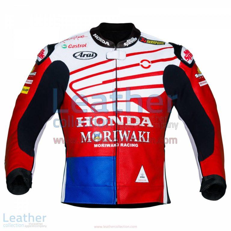 American Honda Moriwaki MD600 Motorcycle Jacket | Motorcycle Jacket,Honda motorcycle jacket
