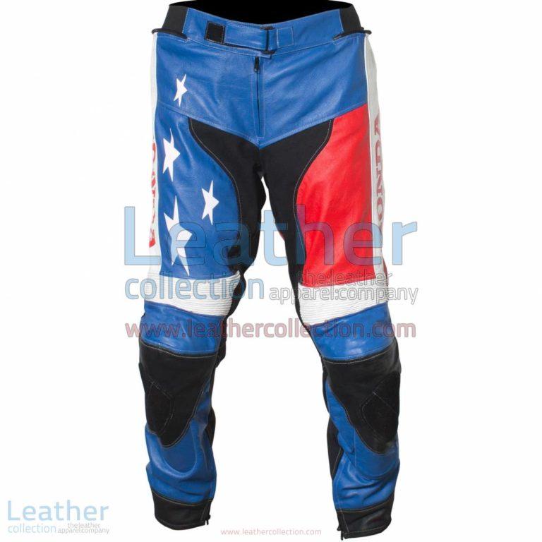 American Honda Moto2 Moriwaki MD600 Leather Pants | honda pants,leather pants