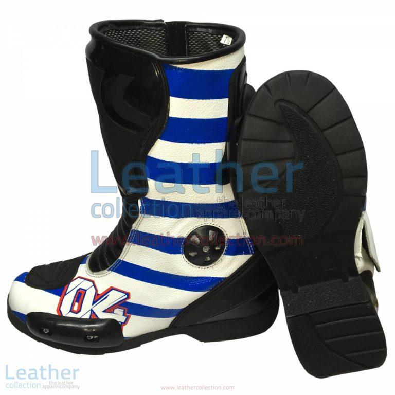 Andrea Dovizioso 2016 MotoGP Racing Boots | Andrea Dovizioso,Andrea Dovizioso 2016 MotoGP Racing Boots