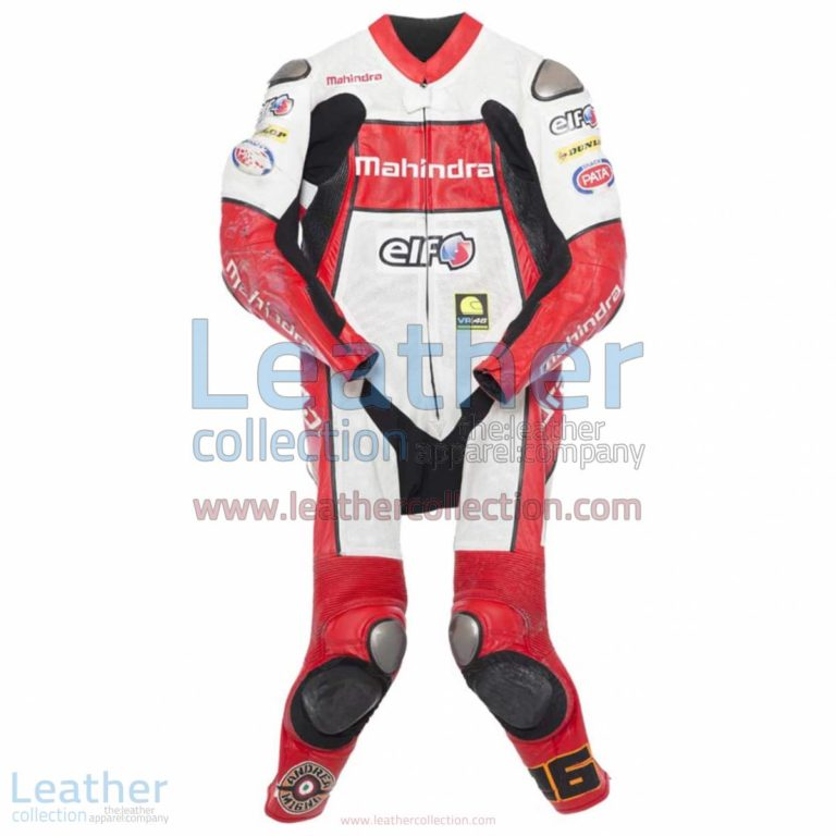 Andrea Migno 2014 CEV Racing Suit | racing apparel,racing suit