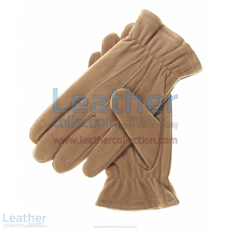 Beige Winter Thinsulate Lined Gloves | thinsulate lined gloves,winter gloves