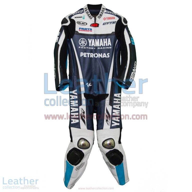 Ben Spies Yamaha 2011 MotoGP Leathers   yamaha leathers,Ben spies