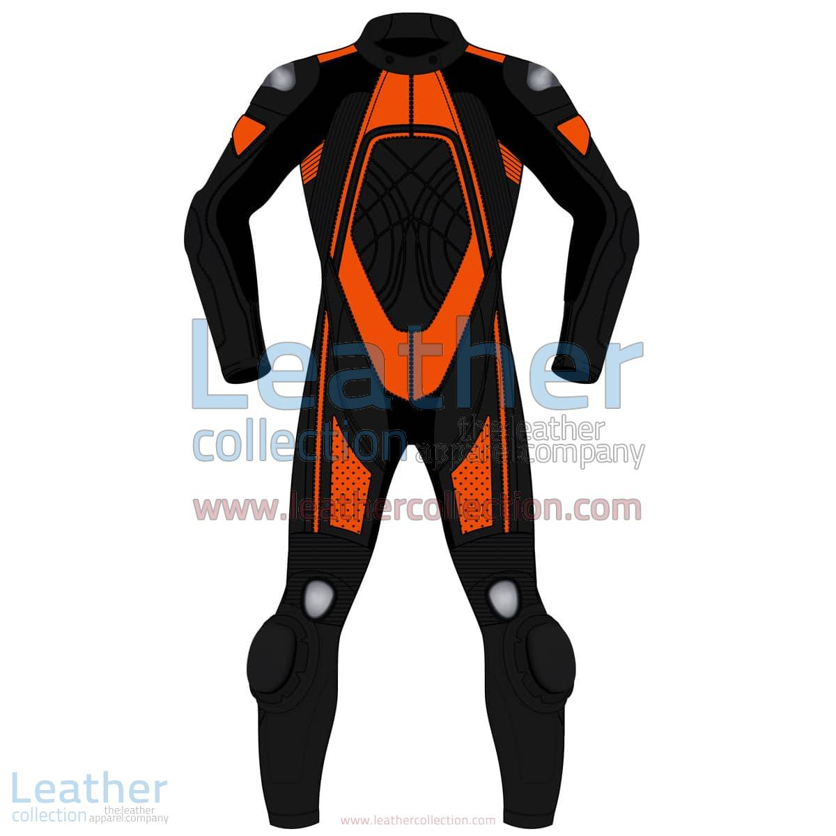 Bi Color One-Piece Motorbike Leather Suit For Men | One-Piece motorcycle Leather Suit,Bi Color One-Piece motorcycle Leather Suit For Men
