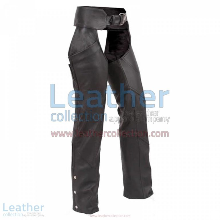 Black Leather Chaps | leather chaps,black leather chaps