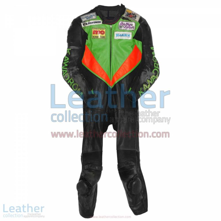 Christian Treutlein IDM 1997 Motorcycle Suit | motorcycle apparel,motorcycle suit