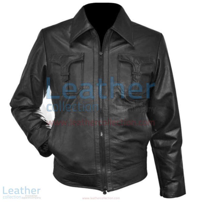 Classic Style Leather Jacket | classic jacket,classic style leather jacket
