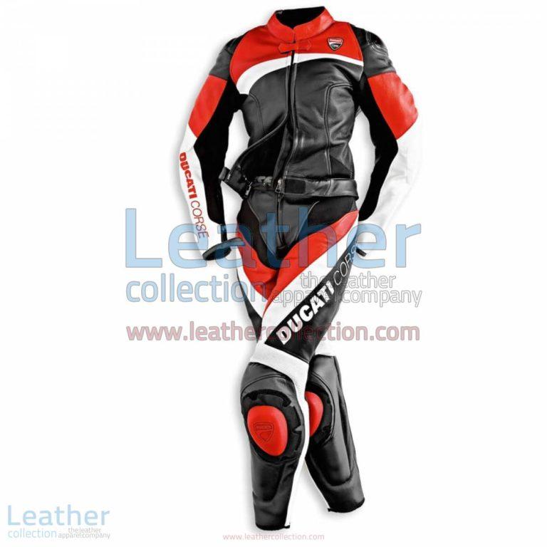 Ducati Corse Racing Leather Suit   racing suit,ducati corse