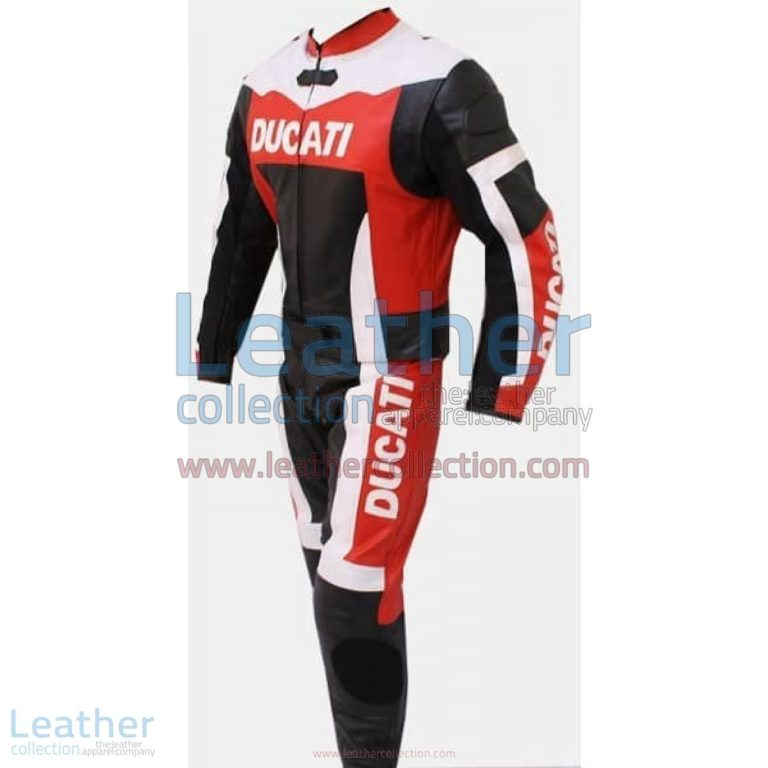 Ducati Motorbike Leather Suit | ducati leather suit,ducati leather