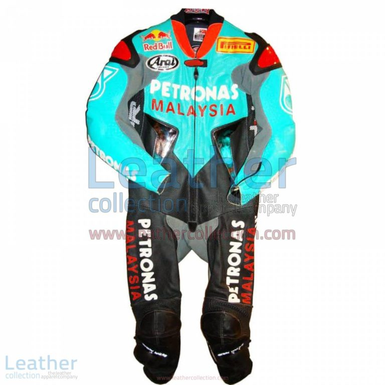 Garry McCoy Replica Petronas GP 2005 Leather Suit | leather suit,replica suit