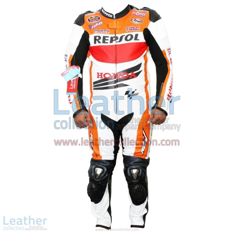 Honda Repsol 2013 Dani Pedrosa Leathers | dani pedrosa,honda repsol