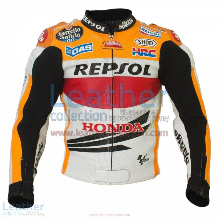 Honda Repsol 2013 Marquez HRC Racing Jacket   Honda Repsol jacket,Marquez Jacket