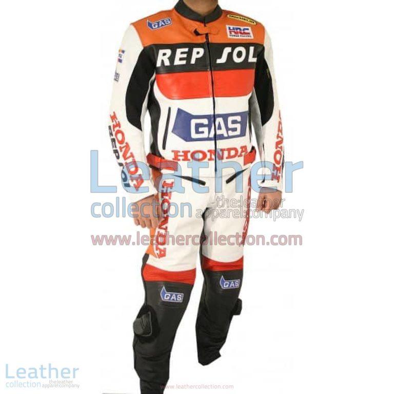Honda Repsol Gas Leather Suit | honda repsol,leather suit