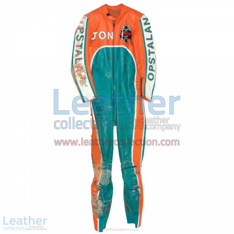Jon Ekerold Yamaha GP 1980 Leathers | yamaha clothing,yamaha leathers