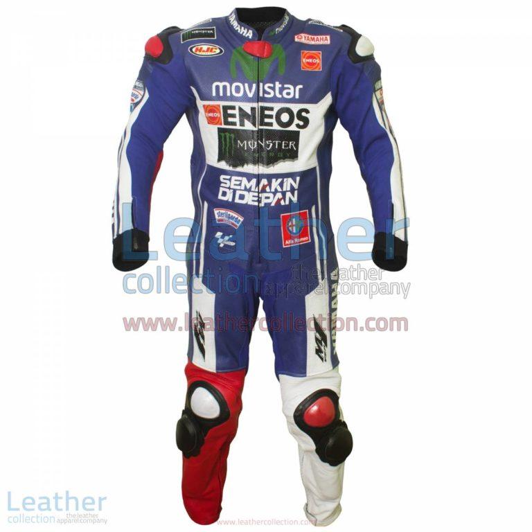 Jorge Lorenzo 2014 Movistar Yamaha Leathers | movistar yamaha,jorge lorenzo