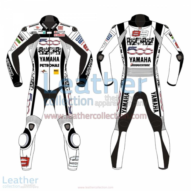 Jorge Lorenzo Special 500 Mila Leathers | motogp leathers,jorge lorenzo