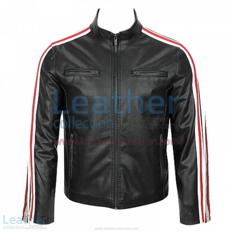 Leather Motorcycle Fashion Jacket | fashion jacket,motorcycle fashion