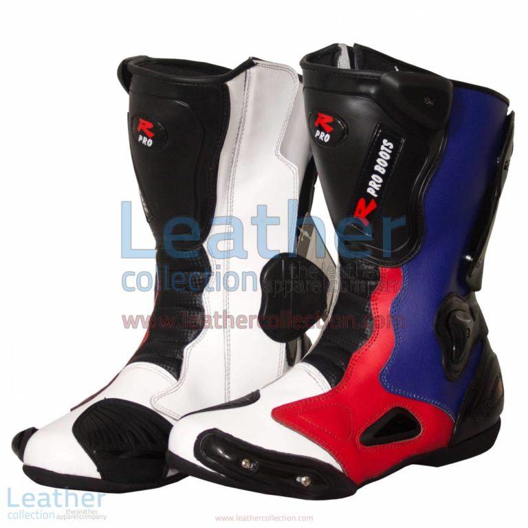 Leon Haslam BMW Motorcycle Boots   Motorcycle boots,BMW Motorcycle boots