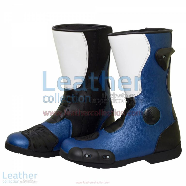 Leon Haslam Leather Biker Boots | biker boots,leather biker boots