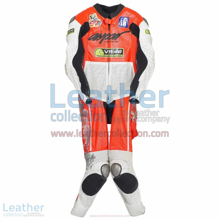 Luca Marini 2014 CEV Motorbike Leathers | motorcycle leathers,motorcycle apparel