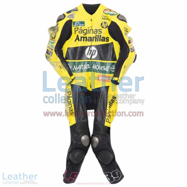 Luis Salom 2014 Motorcycle Leathers | motorcycle apparel,motorcycle leathers