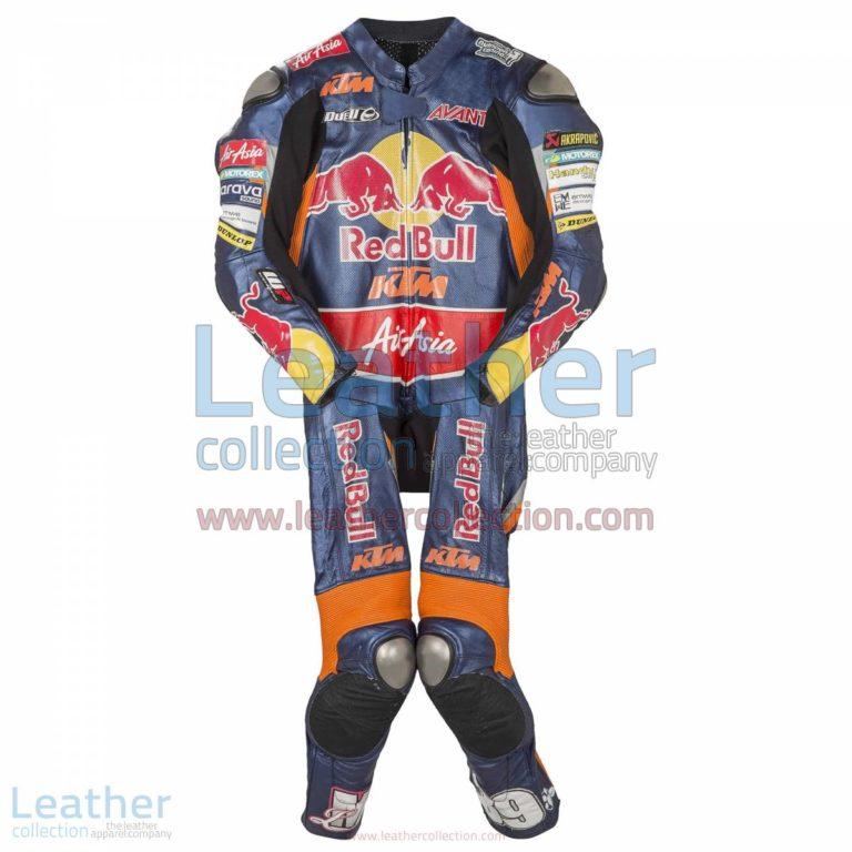 Luis Salom KTM 2013 Leather Suit | leather suit,KTM suit