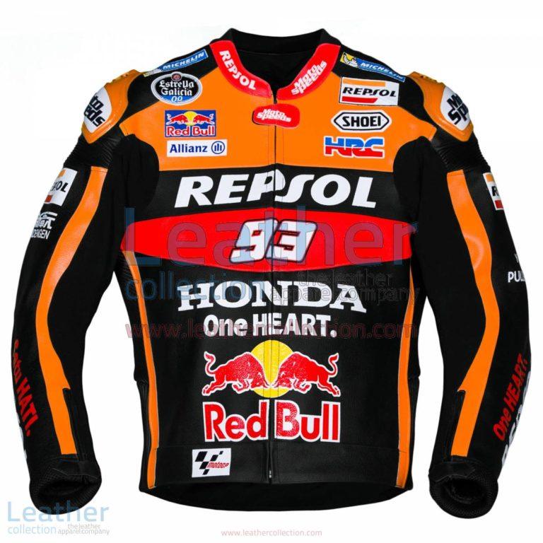 Marc Marquez 93 Honda Repsol Black Jacket 2017 | Marc Marquez 93,Marc Marquez 93 Honda Repsol Black Jacket 2017