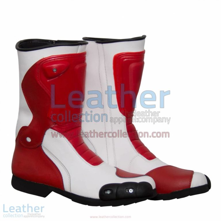 Marco Simoncelli Motorbike Riding Boots | riding boots,marco simoncelli