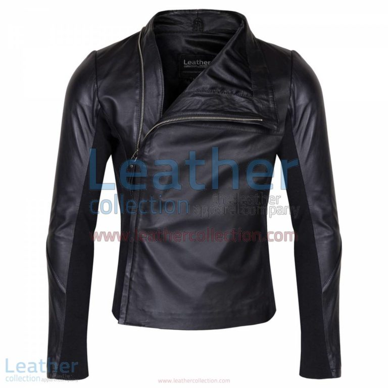 Mens Slim & Smart Leather Jacket | slim jacket,smart jacket