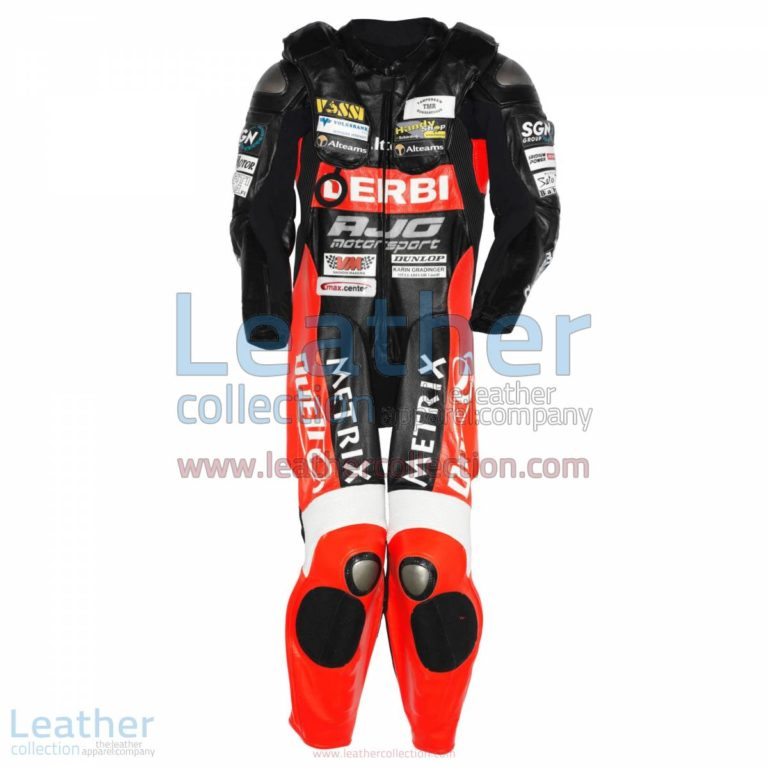Michi Ranseder Debri GP 2007 Motorbike Suit | motorcycle apparel,motorcycle suit