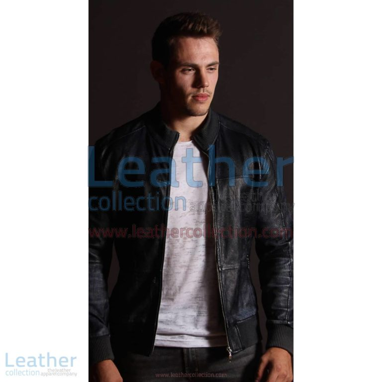 Mid Night Casual Men Jacket | men leather jackets,casual men jacket
