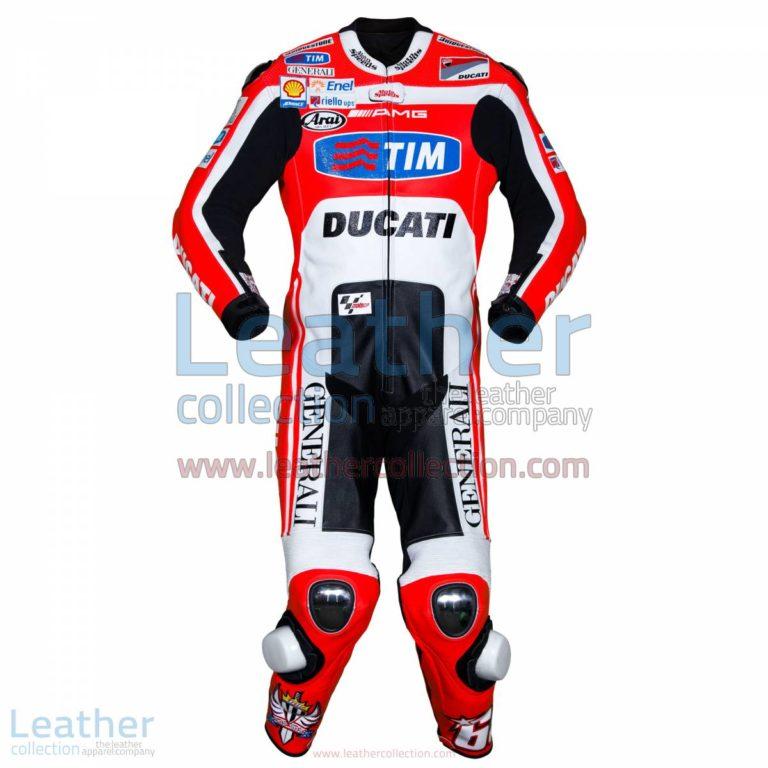 Nicky Hayden Ducati MotoGP 2011 Suit | nicky hayden,ducati suit