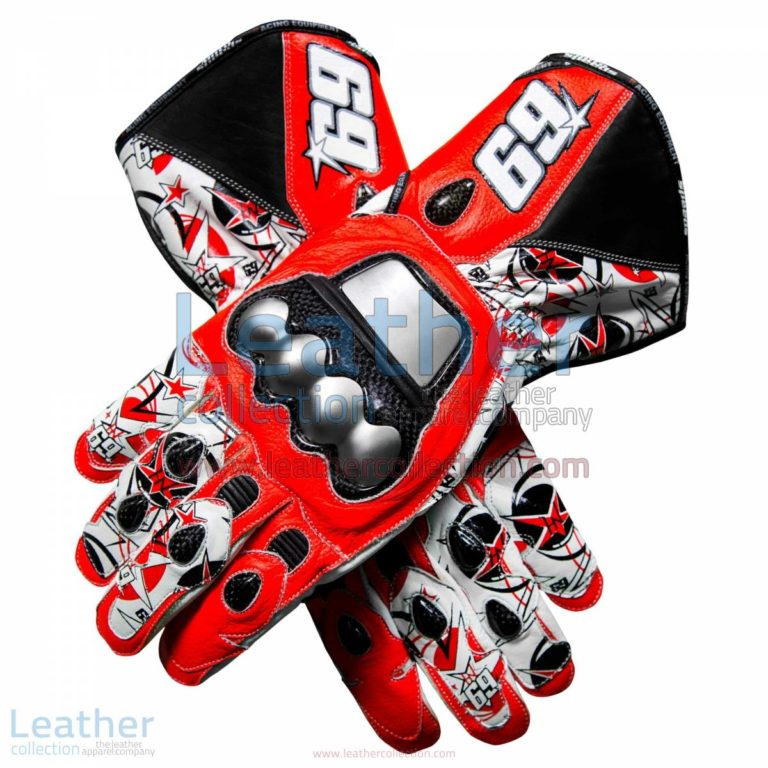 Nicky Hayden GP 2013 Motorbike Gloves | motorcycle gloves,nicky hayden