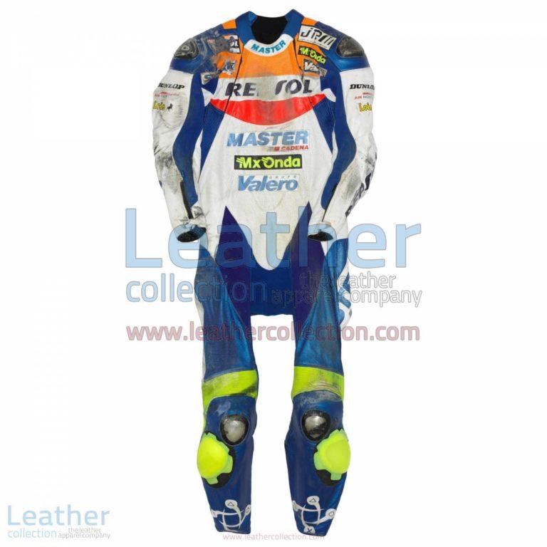 Pablo Nieto Aprilia GP 2004 Leather Suit | leather suit,aprilia