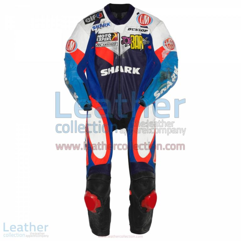 Randi De Puniet Aprilia GP 1999 Leather Suit | leather suit,aprilia suit