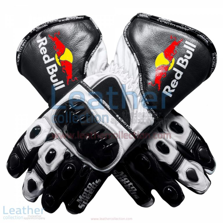 Red Bull Motorcycle Leather Gloves | motorcycle leather gloves,red bull motorcycle leather gloves