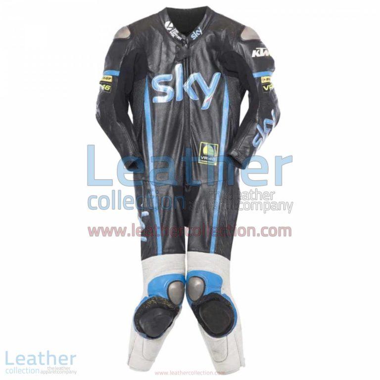 Romano Fenati KTM 2014 Race Suit | race suit,Ktm suit
