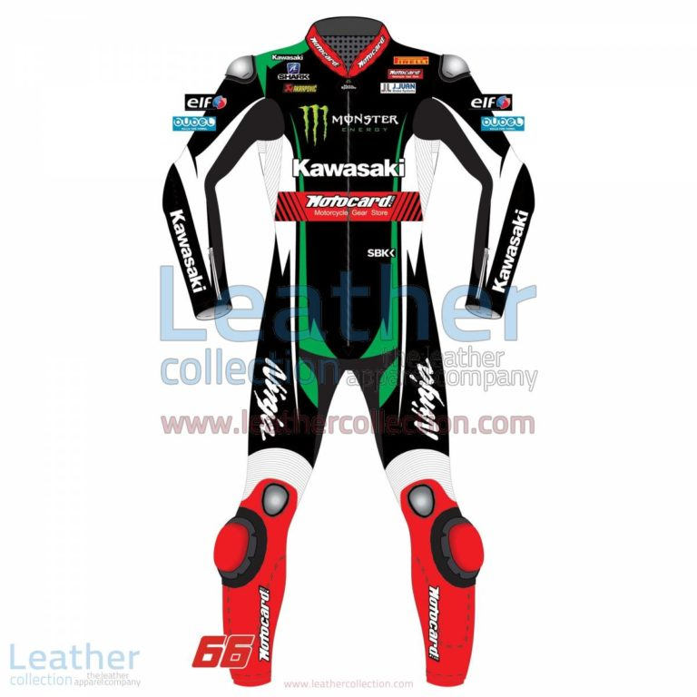 Tom Sykes Kawasaki Racing Motorcycle Suit WSBK 2017 | Tom Sykes,Tom Sykes Kawasaki Racing Motorcycle Suit WSBK 2017