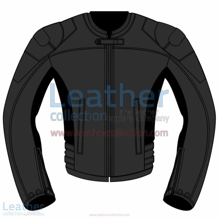 Uni Color Motorbike Leather Jacket For Women | Leather Jacket For Women,Uni Color motorcycle Leather Jacket For Women
