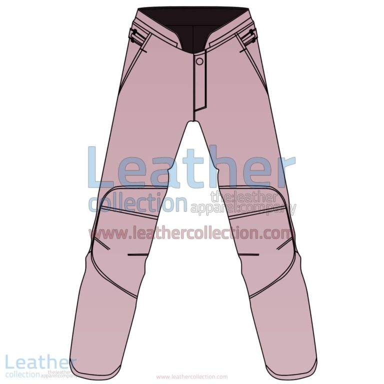 Uni Color Motorbike Leather Pant For Women | motorcycle Leather Pant,Uni Color motorcycle Leather Pant For Women