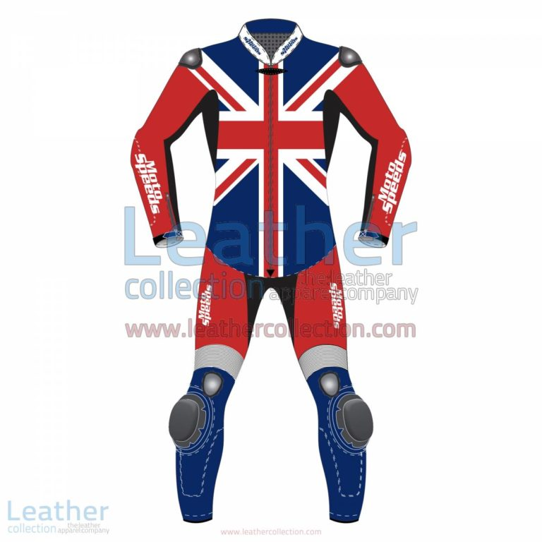 United Kingdom Flag Motorcycle Riding Suit | riding suit,motorcycle riding suit
