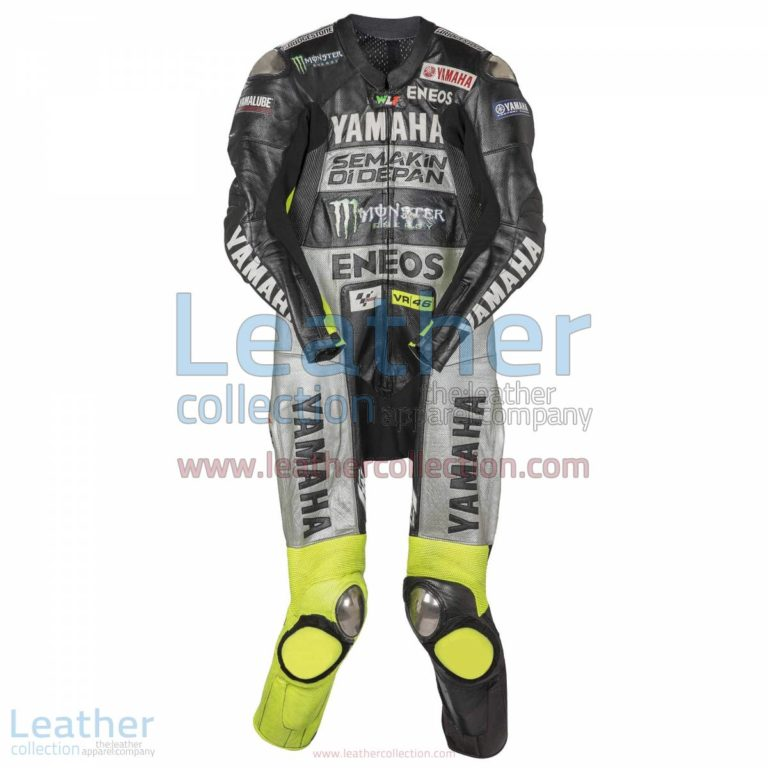 Valentino Rossi Winter Test Yamaha MotoGP 2013 Suit | yamaha suit,valentino rossi suit