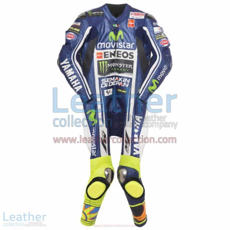 Valentino Rossi Yamaha MotoGP 2014 Race Suit | race suit,Valentino Rossi suit