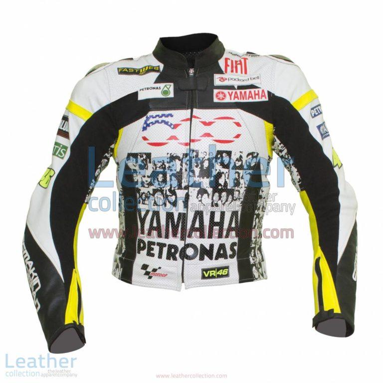 Valentino Rossi Yamaha Petronas Jacket | Valentino Rossi jacket,Yamaha jacket