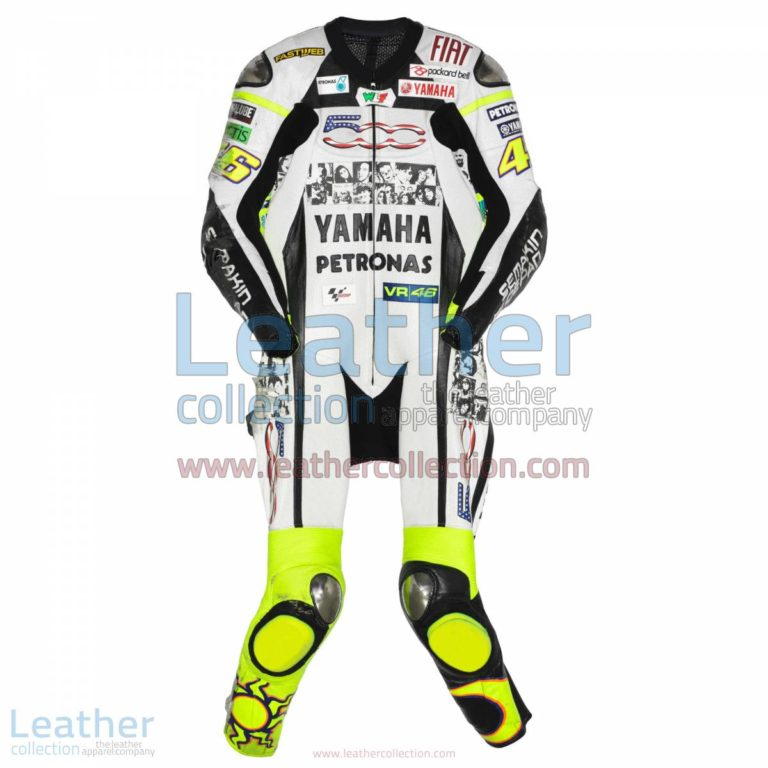 Valentino Rossi Yamaha Petronas MotoGP 2010 Suit | vr46 clothing,valentino rossi suit