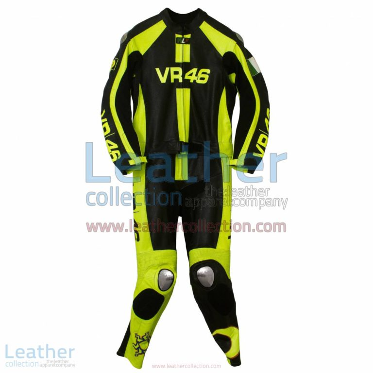 VR46 Valentino Rossi Motorcycle Race Suit | vr46,valentino rossi suit