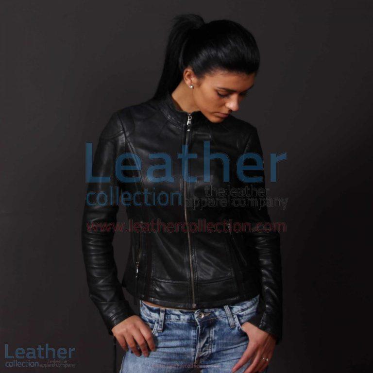 Women Leather Adore Jacket   women jacket,women leather