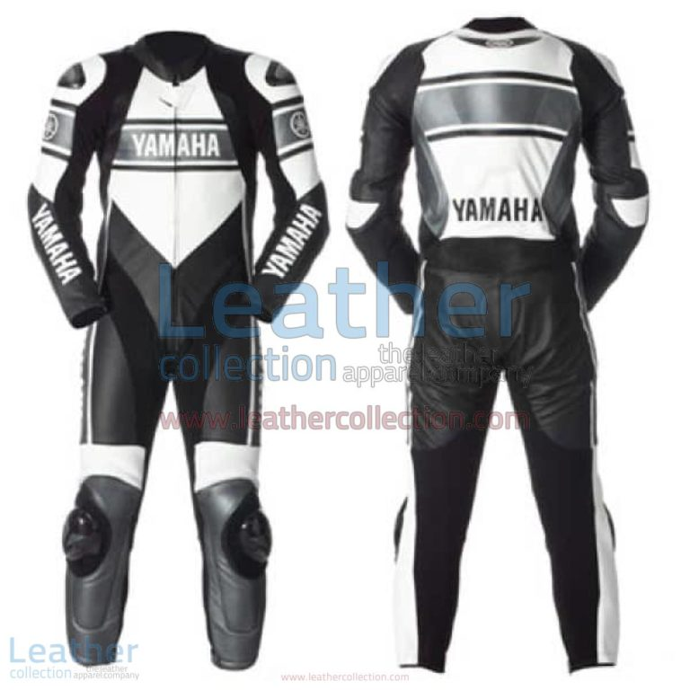 Yamaha Motorbike Leather Suit | Yamaha clothing,yamaha leather suit