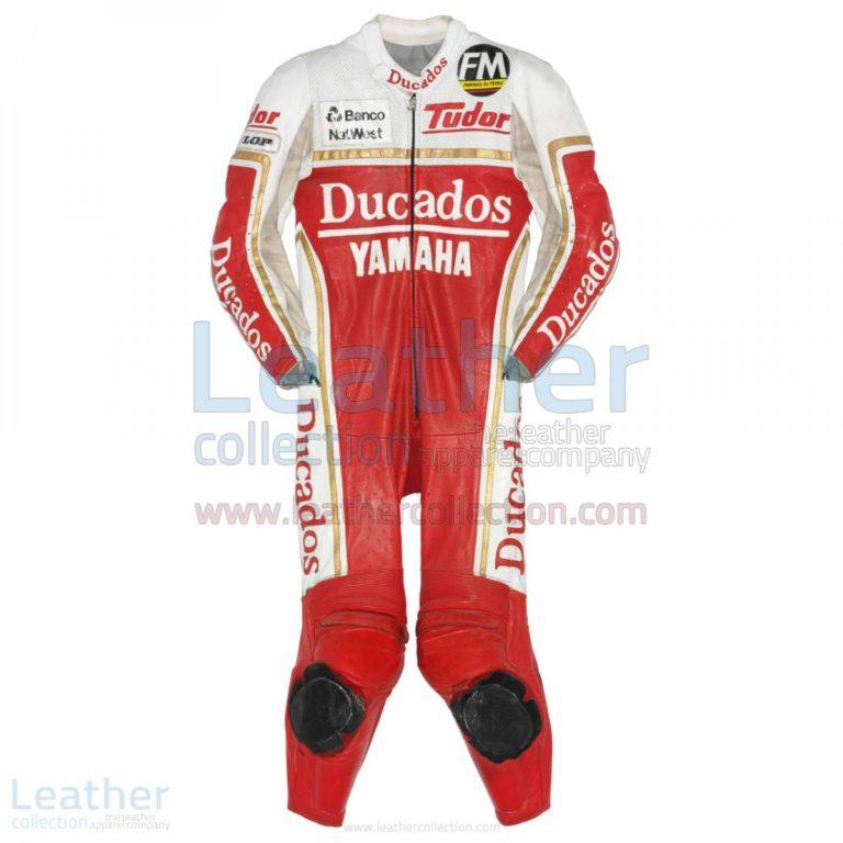 Alberto Puig Yamaha GP 1992 Racing Suit – Yamaha Suit