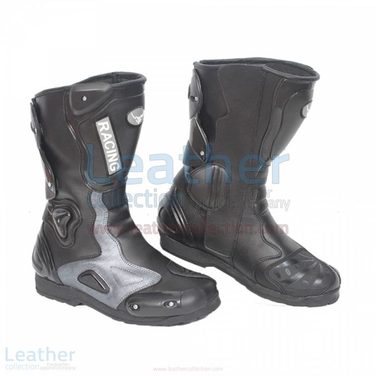Alpha Moto Racing Boots –  Boot